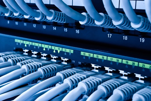 Data Cabling   Lenz Security   Colchester, Essex
